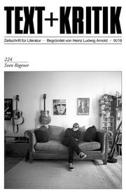 Sven Regener - Cover