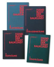 Handbuch der Stadtbaukunst 1-4