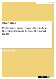 Performance Improvement - How to beat the competition and become the market leader