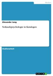 Verkaufspsychologie in Katalogen