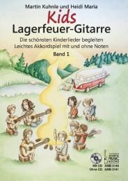 Kids Lagerfeuer-Gitarre 1