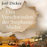 Das Verschwinden der Stephanie Mailer - Cover