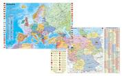 Deutschland und Europa fürs Büro