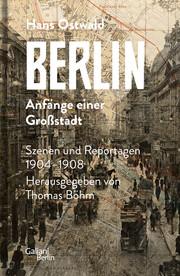 Berlin - Anfänge einer Großstadt - Cover