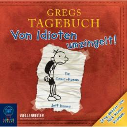 Gregs Tagebuch, Teil 1: Von Idioten umzingelt!