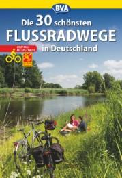 Die 30 schönsten Flussradwege in Deutschland