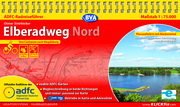 ADFC-Radreiseführer Elberadweg Nord 1:75.000 praktische Spiralbindung, reiß- und wetterfest, GPS-Tracks Download