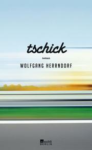 Tschick - Cover