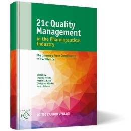 21c Quality Management in the Pharmaceutical Industry