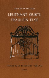 Leutnant Gustl/Fräulein Else