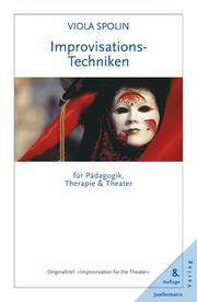 Improvisationstechniken - Cover