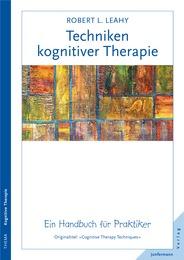 Techniken kognitiver Therapie