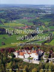 Flug über Hohenlohe und Tauberfranken