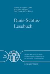 Duns-Scotus-Lesebuch - Band 26