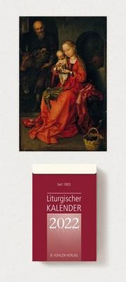 Liturgischer Kalender 2022