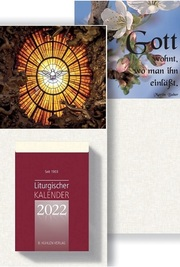 Liturgischer Kalender - Großdruckausgabe 2022