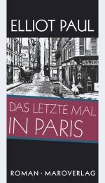 Das letzte Mal in Paris - Cover