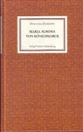 Maria Aurora von Königsmarck - Cover
