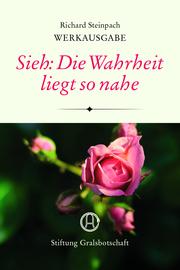 Werkausgabe Richard Steinpach