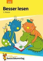 Besser lesen 2. Klasse, A5-Heft