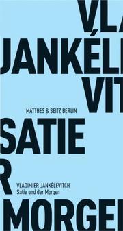 Satie und der Morgen