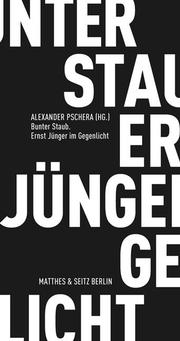 Bunter Staub - Ernst Jünger im Gegenlicht