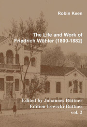 The Life and Work of Friedrich Wöhler (1800-1882)