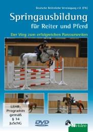 Springausbildung für Reiter und Pferd
