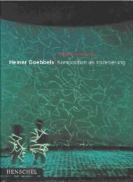 Komposition als Inszenierung - Cover
