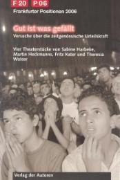 Frankfurter Positionen 2006