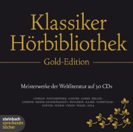 Klassiker Hörbibliothek Gold-Edition