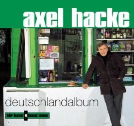 Deutschlandalbum CD
