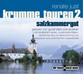 Krumme Touren 2 - Salzkammergut CD