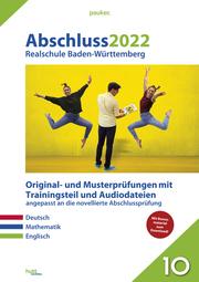 Abschluss 2022 - Realschule Baden-Württemberg - Aufgabenband