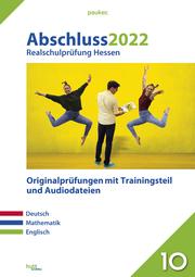 Abschluss 2022 - Realschulprüfung Hessen