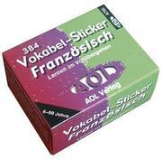 Vokabel-Sticker Französisch