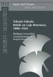 Tokuzo Fukuda - Briefe an Lujo Brentano, 1898-1930