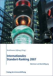 Internationales Standort-Ranking 2007