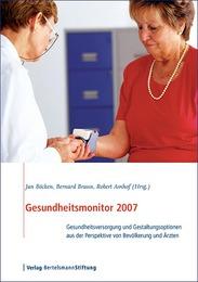 Gesundheitsmonitor 2007