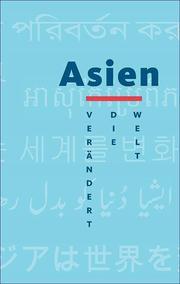 Asien verändert die Welt - Cover