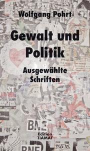 Gewalt und Politik