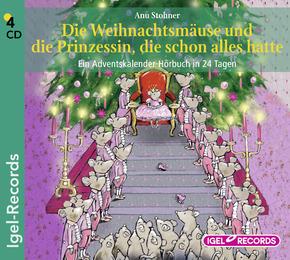 Die Weihnachtsmäuse und die Prinzessin, die schon alles hatte