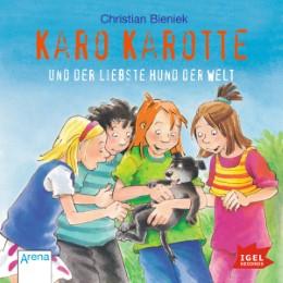 Karo Karotte 2. Karo Karotte und der liebste Hund der Welt