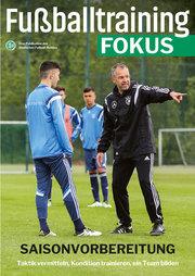 Fußballtraining Fokus