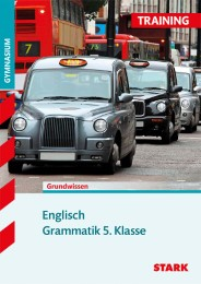 Training Gymnasium - Englisch Grammatik 5. Klasse