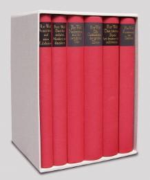 Ror Wolf Werkausgabe in sechs Bänden
