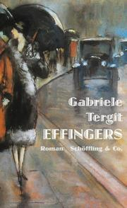 Effingers - Cover