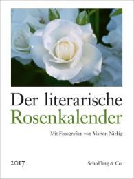 Der literarische Rosenkalender 2017
