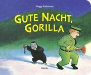 Gute Nacht, Gorilla! - Cover