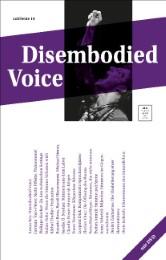 subTexte 10: Disembodied Voice